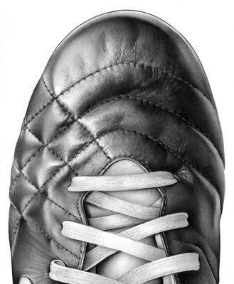 Drawn shoe pencil Pin best on Pencil this