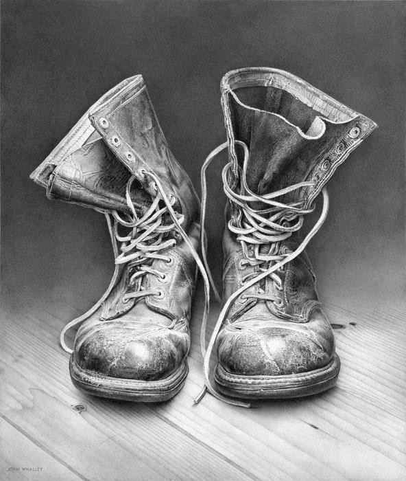 Drawn boots old Shoes images more Pencil best