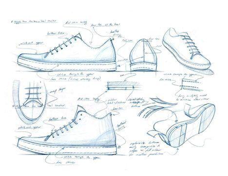 Drawn shoe sapatos Shoes about de desenho moda