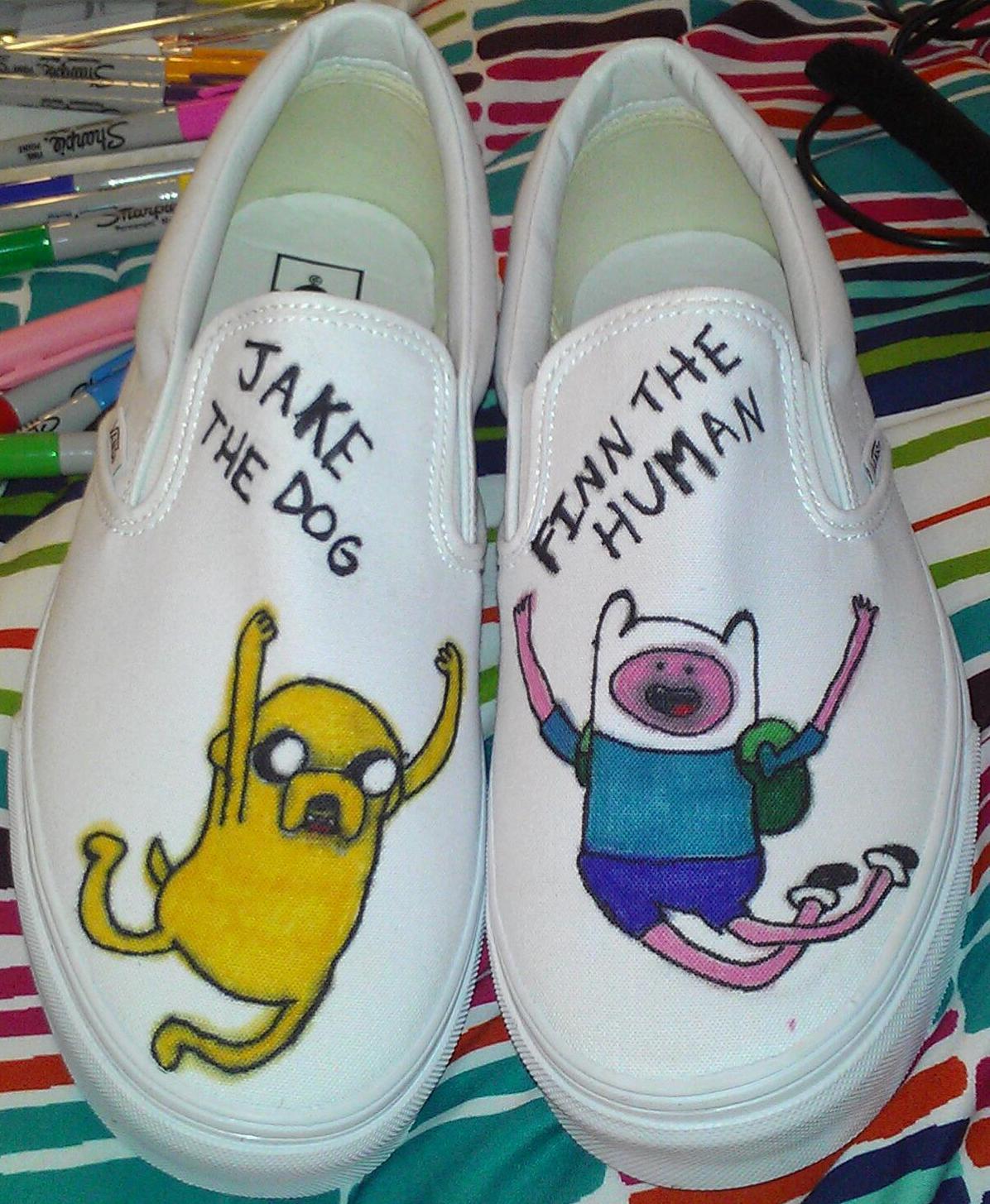 Drawn shoe sharpie Time shoes boyfriend! drawing my