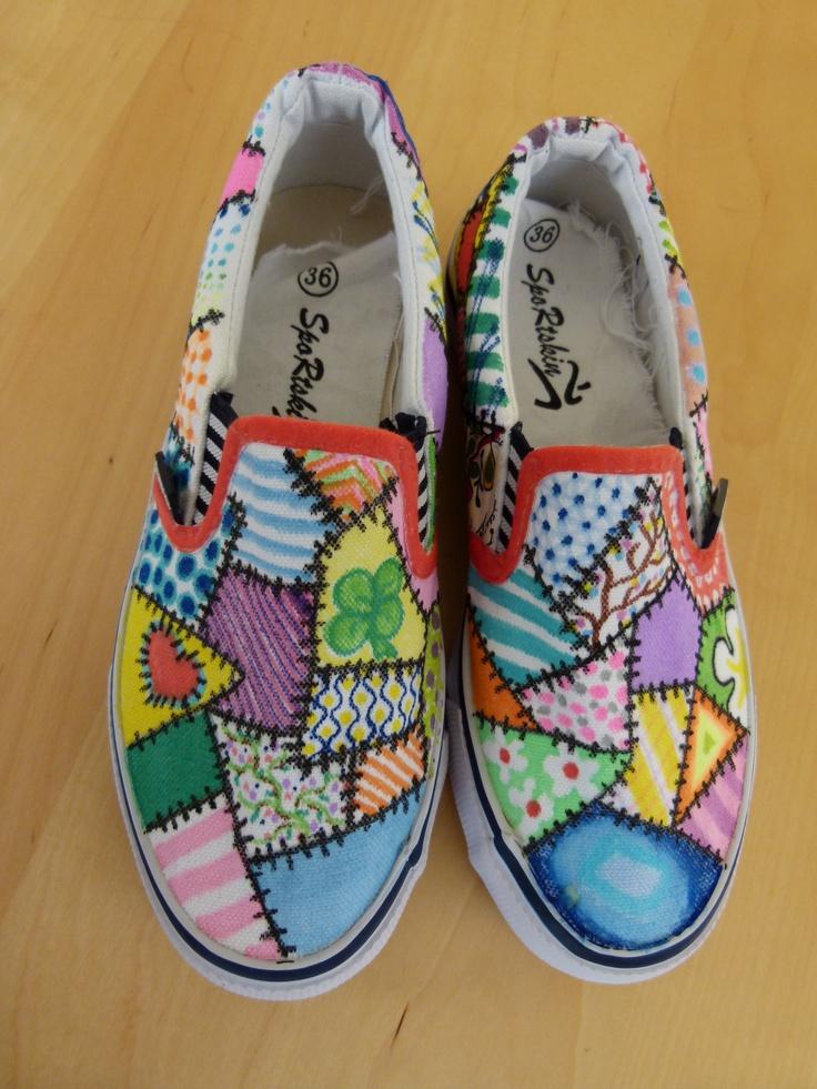 Drawn shoe sharpie Shoes and 25+ ideas Pinterest