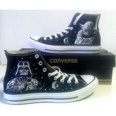 Drawn shoe star war #5