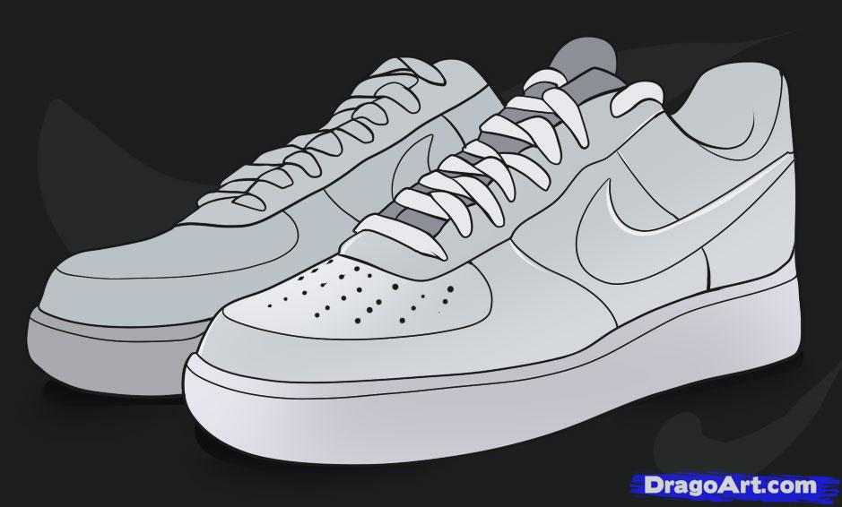 Drawn shoe trainer Force Draw air draw How