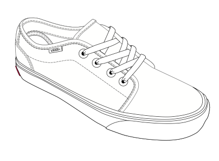 Drawn shoe van Drawing fun into keyword Shoes