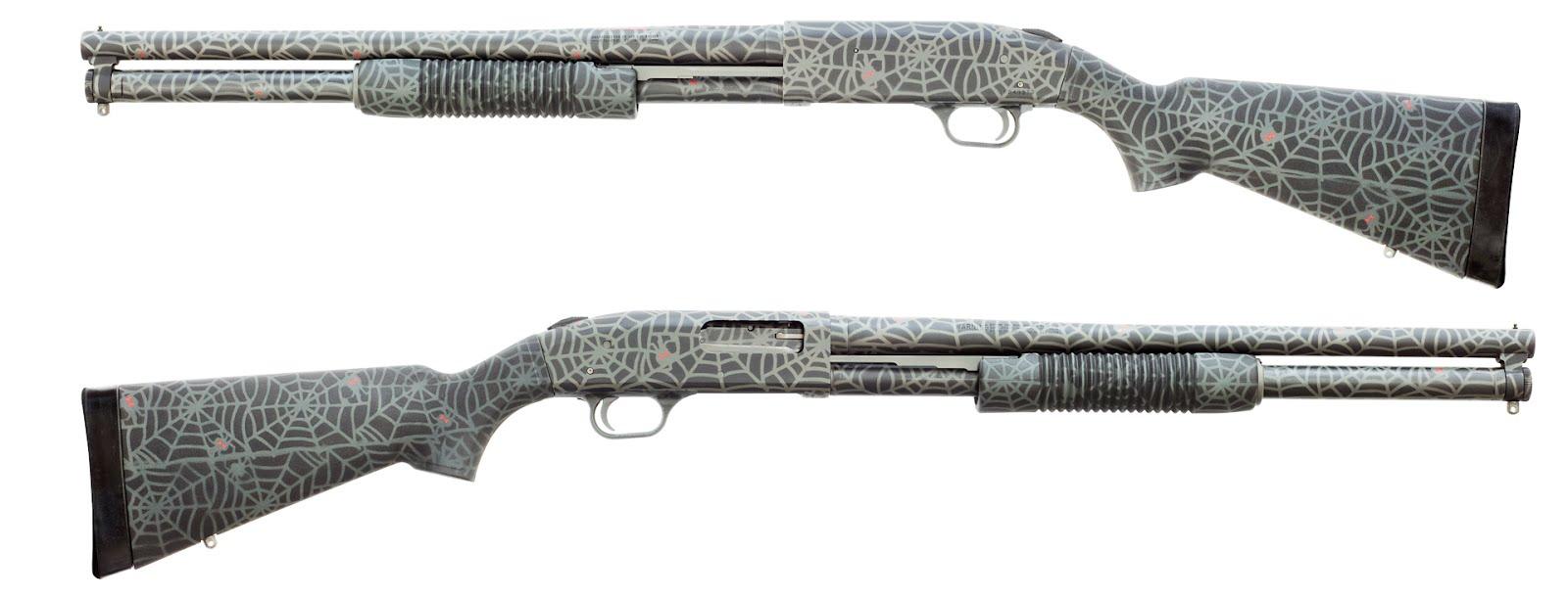 Drawn shotgun Patriots: III Class Shotgun Patch