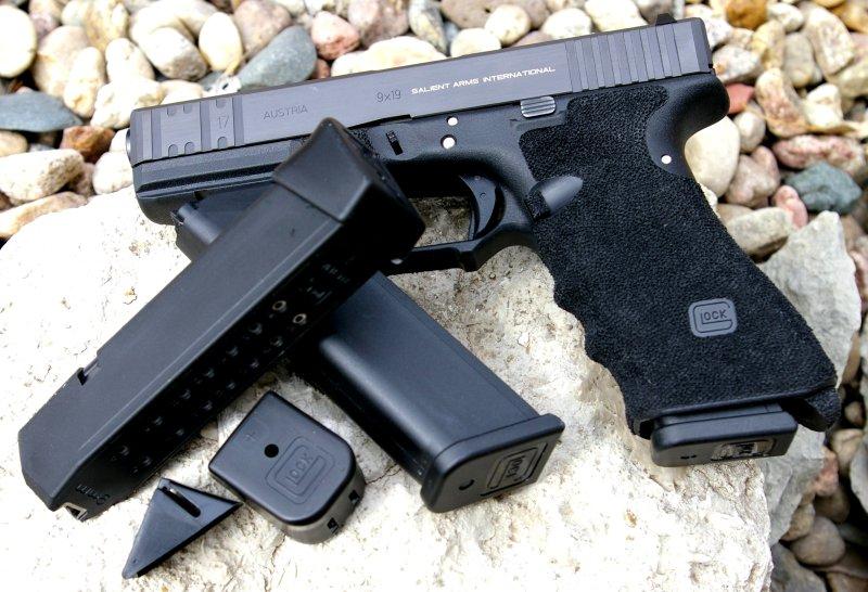 Drawn shotgun glock 17 Conversion every to  the