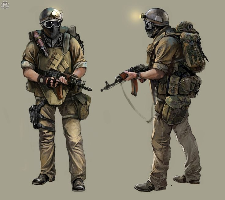 Drawn snipers metro last light On Pin Apocalypse images on