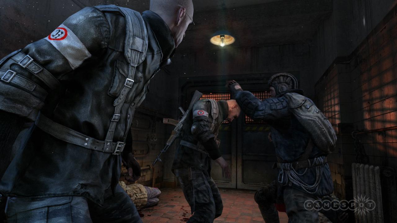 Drawn snipers metro last light GameSpot Last Review Metro: