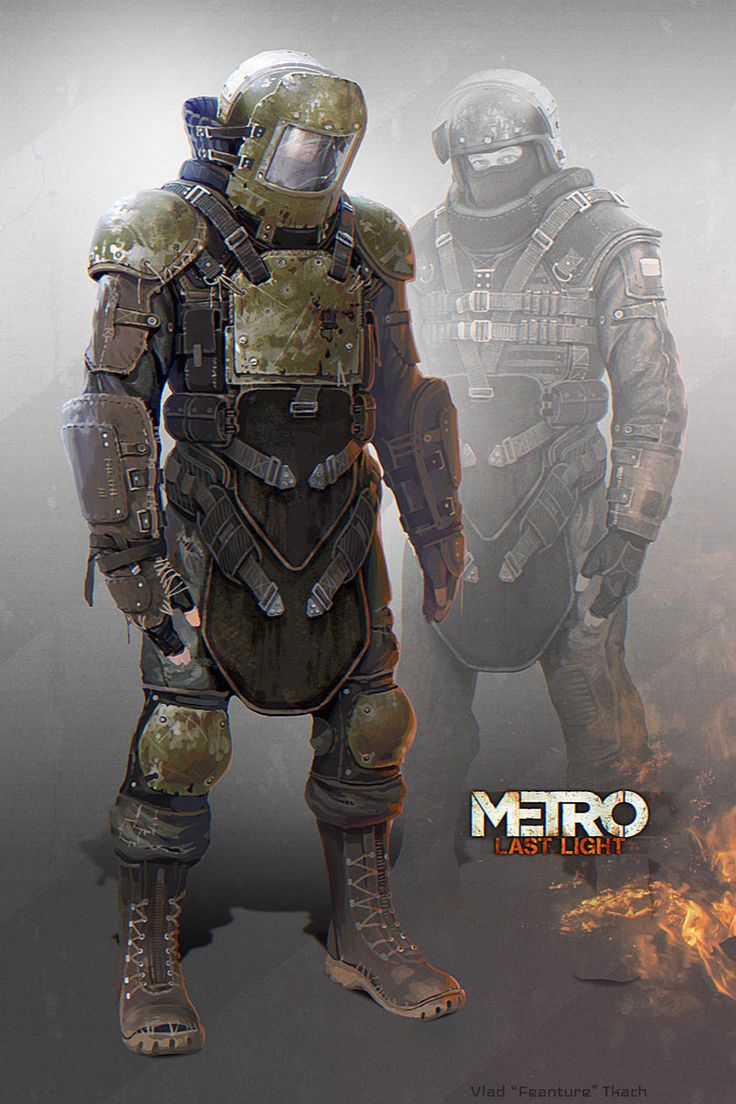 Drawn snipers metro last light 25+ Light great on Heavy