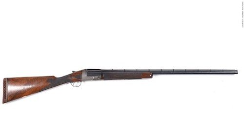 Drawn shotgun old gun Worth guns Old Here's You've