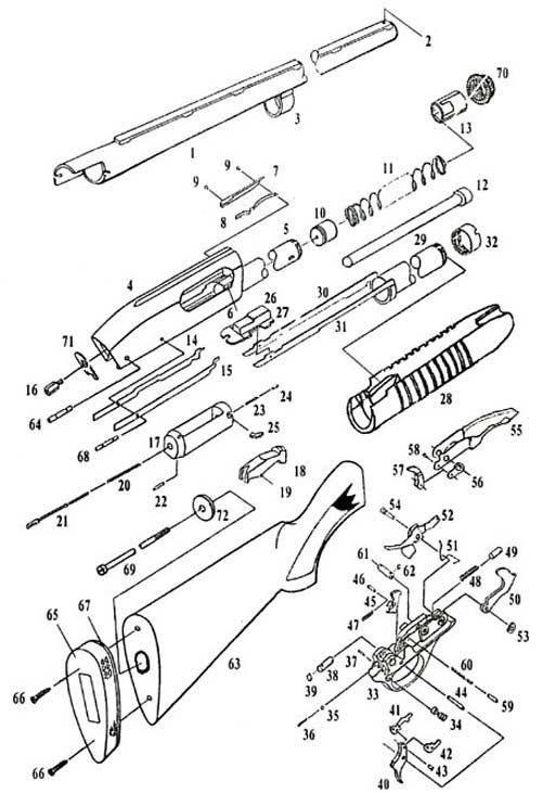 Drawn shotgun pump action Action shotgun ideas gjbvg Search