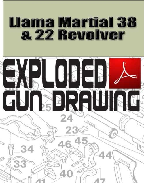 Drawn shotgun revolver gun Gun Revolver Download Llama Exploded