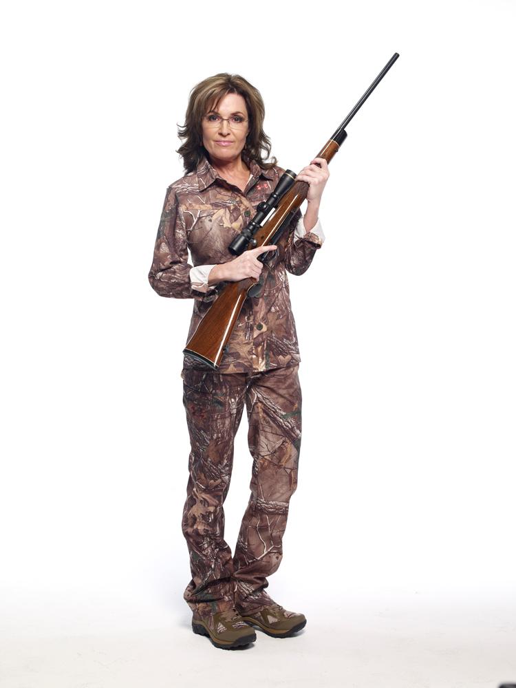 Drawn shotgun sarah palin Palin Amazing Sarah Guns Q&A