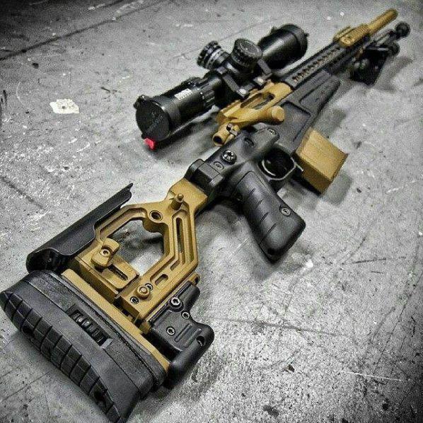 Drawn shotgun sniper rifle Rifles/shotguns Pinterest Enhanced M2010 Rifle