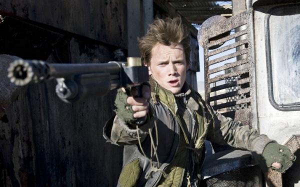 Drawn shotgun terminator 3 In Guns Movie Internet