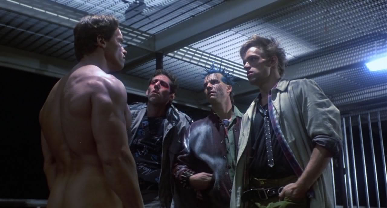 Drawn shotgun terminator 3 Geniysis Terminator: Watched Just