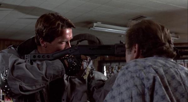 Drawn shotgun terminator 3 Guns Database Internet (1984)