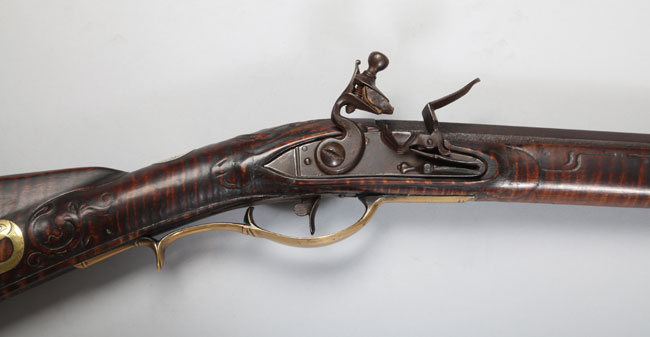 Drawn shotgun western gun Guns a Mexico Cooper Collectors