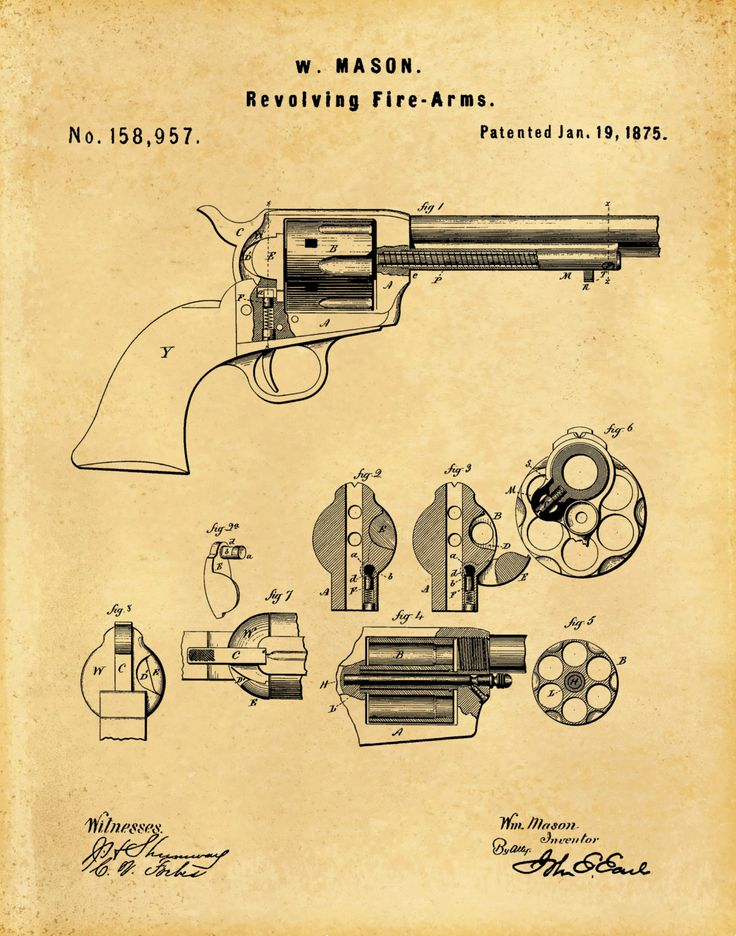 Drawn shotgun western gun Images revolver pain! запросу on