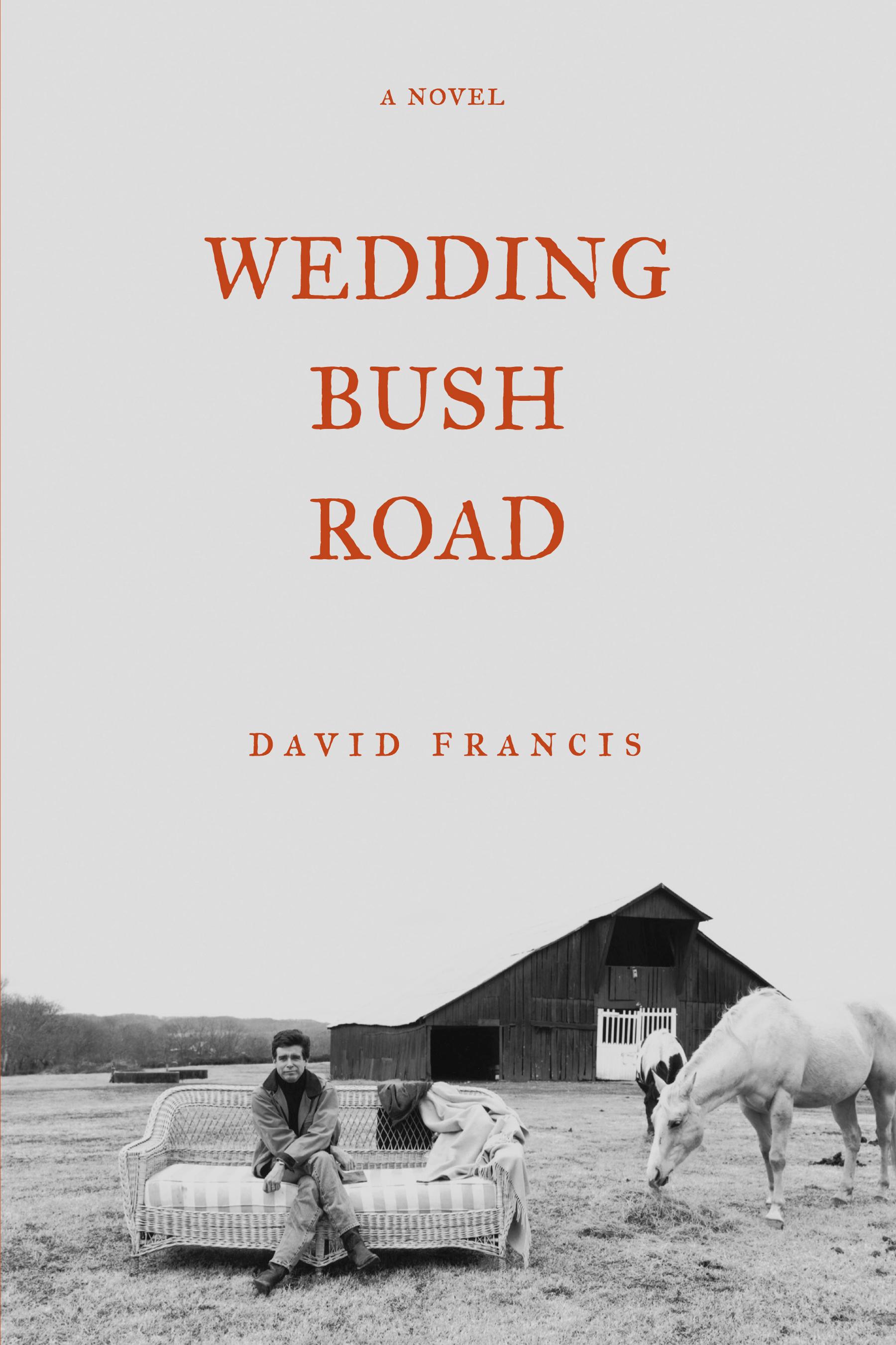 Drawn bush road  Bush Road Wedding