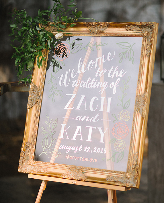 Drawn sign acrylic Sign lettered  framed Hand