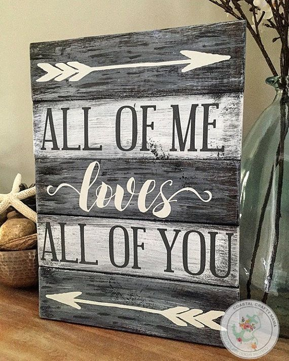 Drawn sign barn board Legend of letters All on