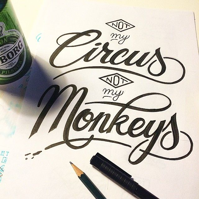 Drawn sign circus Best Hand more Pinterest drawn