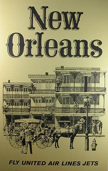 Drawn sign new orleans 1930s Orleans drawn  Pinterest