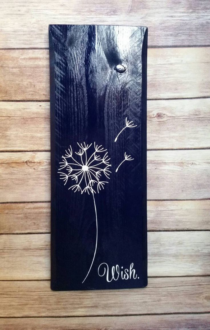 Drawn sign pallet Signs Best on Pallet by