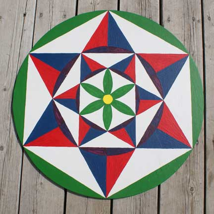 Drawn sign Star  Hex Creator's This