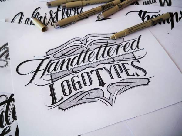 Drawn sign typographic Drawn Inspiring Typography Witczak An