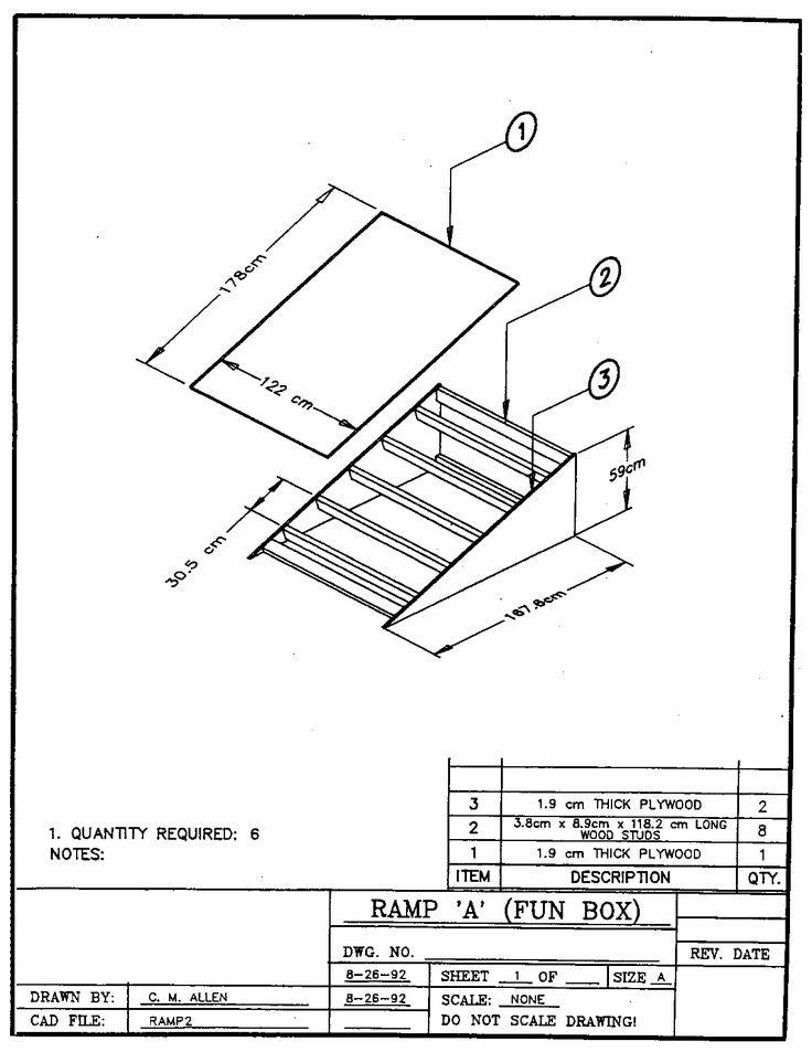 Drawn skateboard plywood Funbox5 gif on 145 ·