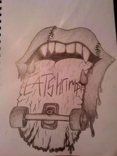 Drawn skateboard realistic My  drawing boyfriend) Your