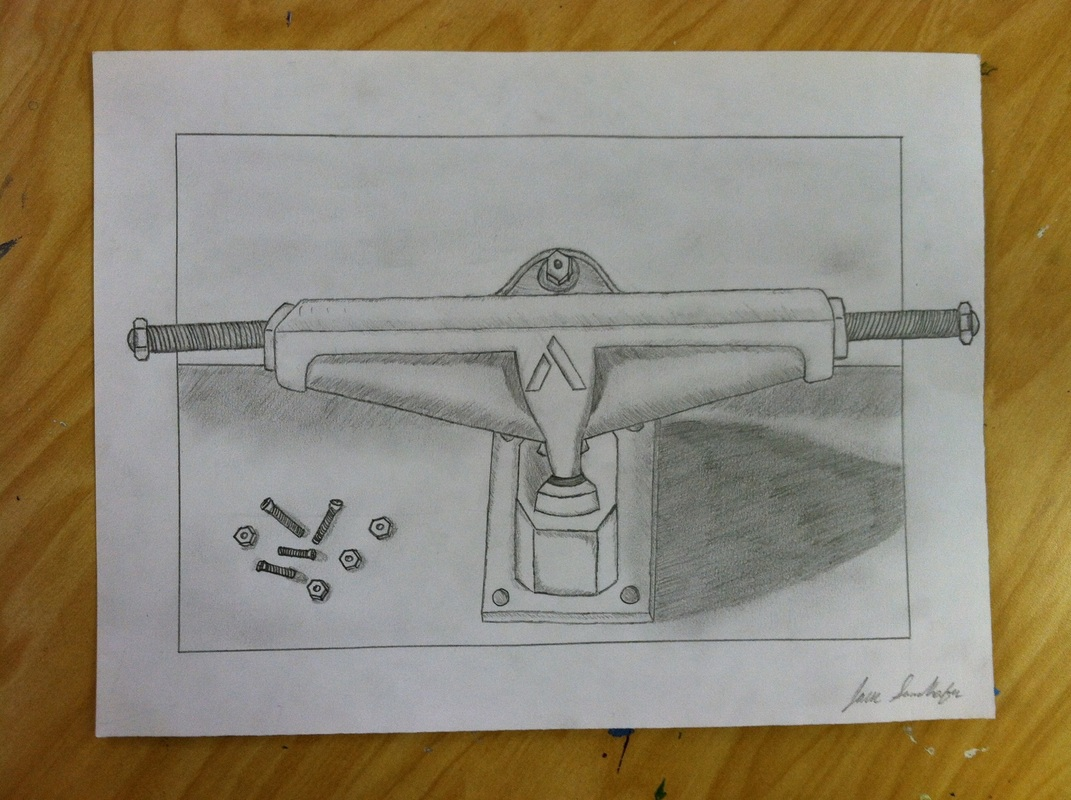 Drawn skateboard realistic Composition a Thoughts Jack's in