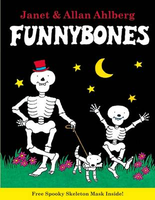 Drawn skeleton funnybones Cover Allan Books Ahlberg