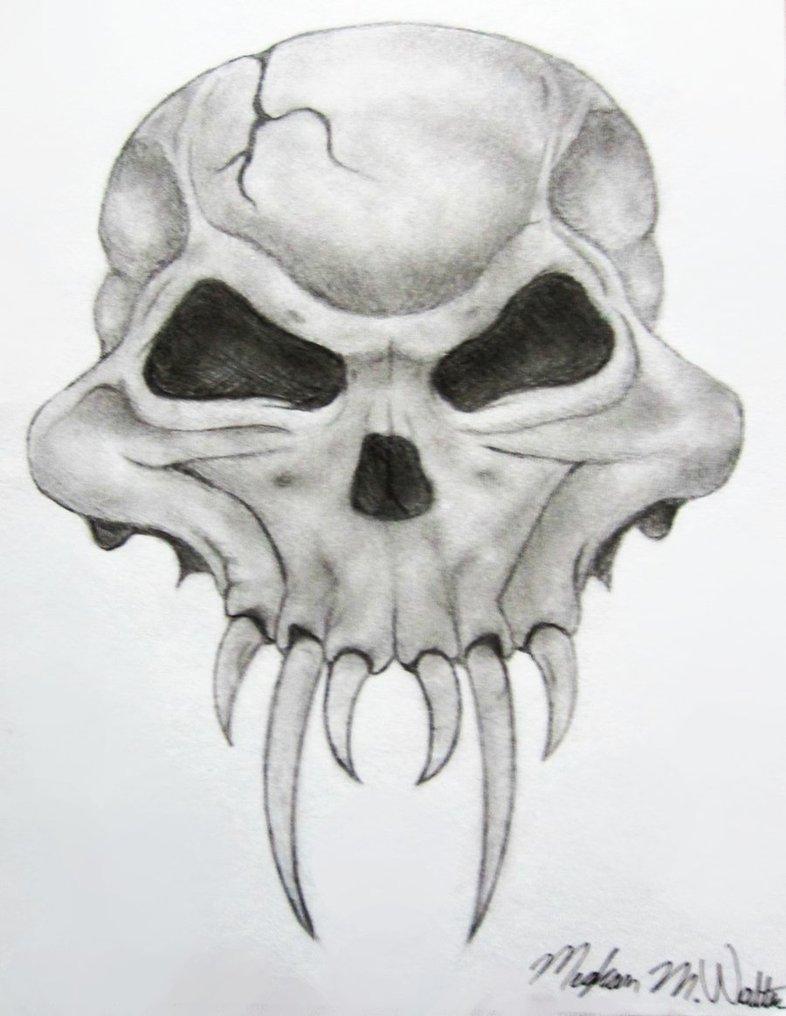 Drawn skull alien Alien Photos Sketches Designs Drawing