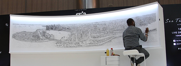Drawn skyline autism News with Autism Singapore