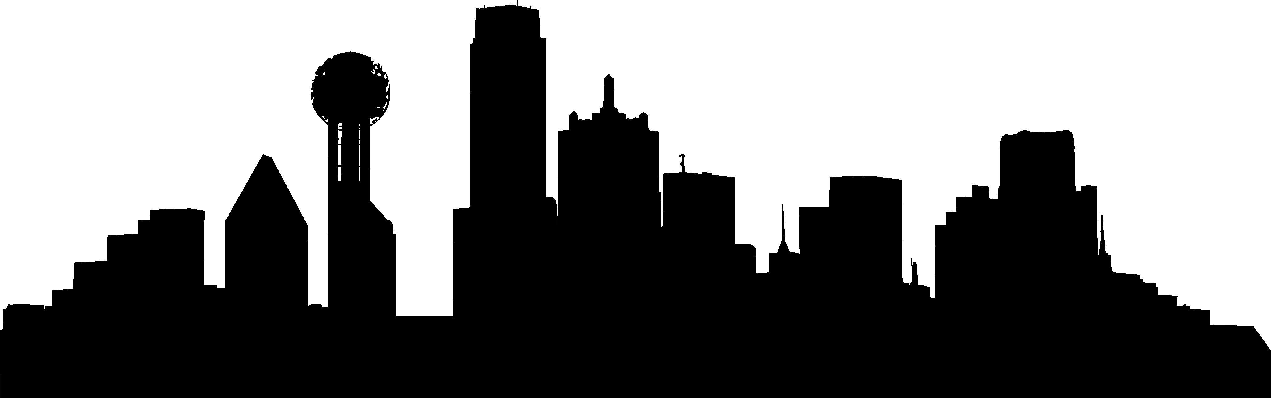 Drawn skyline dallas – Clipart Download Clip Dallas