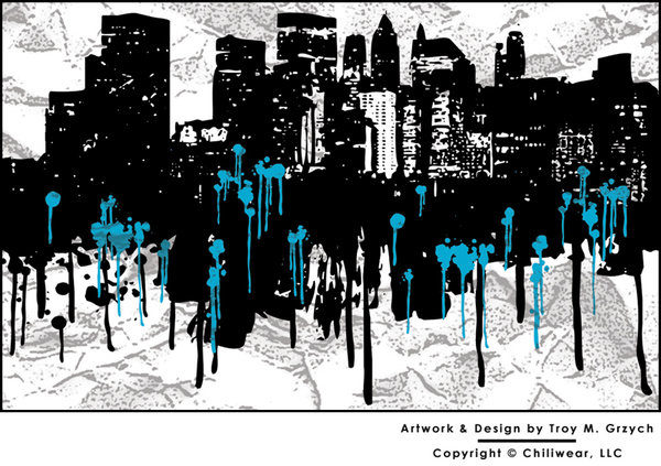 Drawn skyline graffiti skyline Skyline City skyline ArtDrawingGraffiti SkylinesSkiStreet