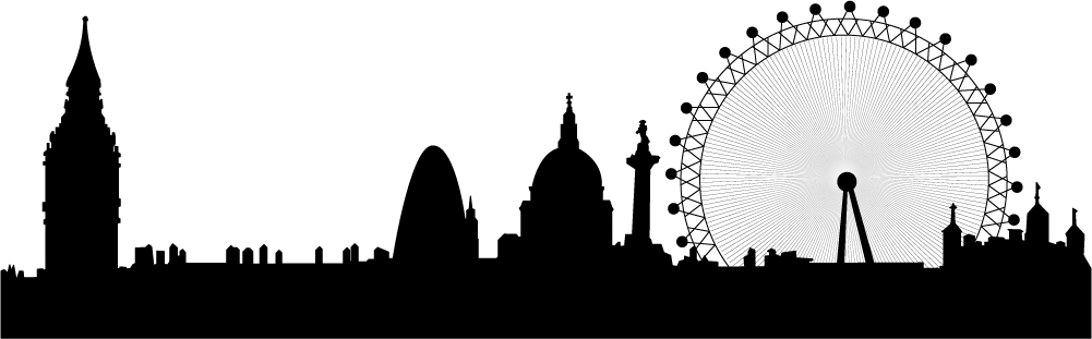 Drawn skyline london London for skyline illustration Things
