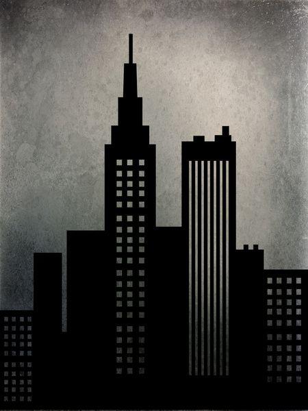Drawn skyline pop art Art 25+ on skyline City