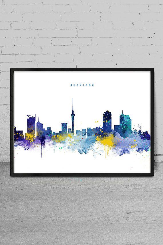 Drawn skyline pop art Painting 25+ Skyline Skyline MyVisualArt