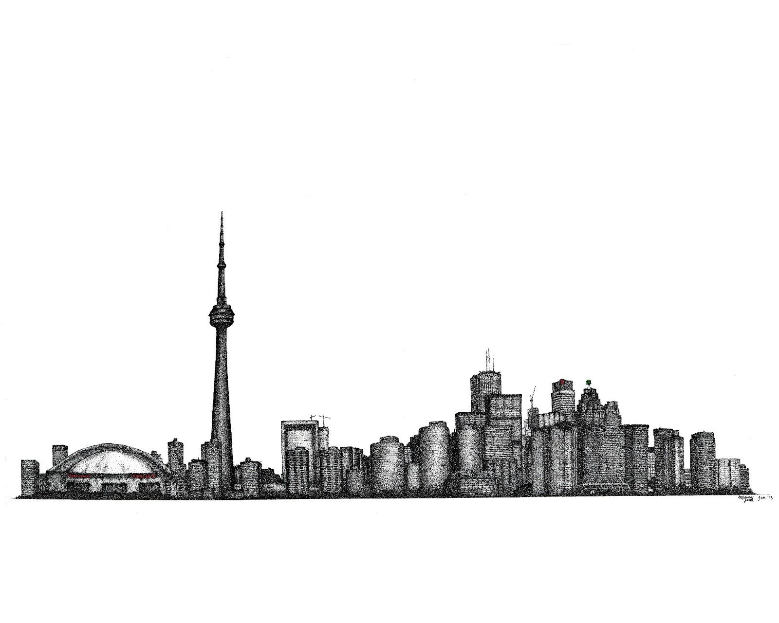Drawn skyline simple Skyline for  Image Google