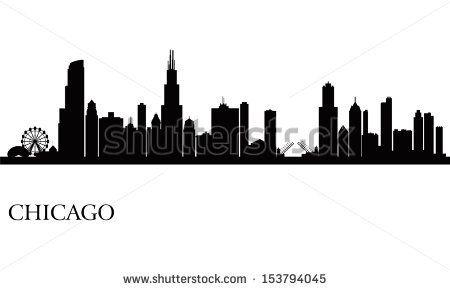 Drawn skyline simple More city  city City