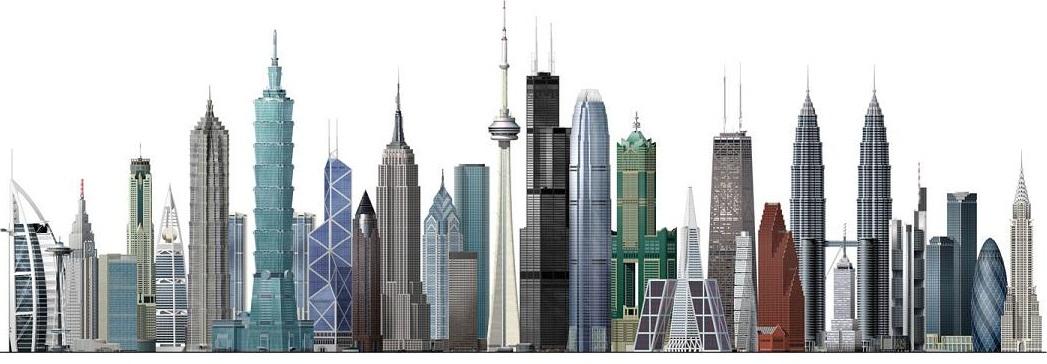 Drawn skyscraper Observers  Skyscrapers World Majestic