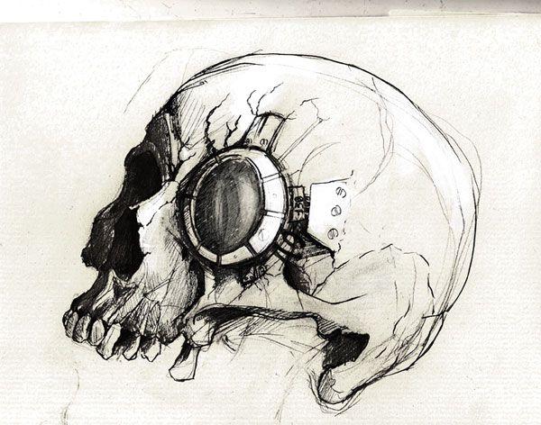 Drawn sleleton awesome Drawings of Bastien Pinterest Deharme: