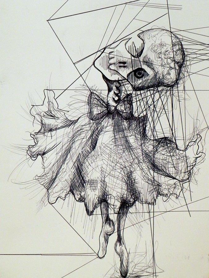 Drawn skeleton dancing Skeleton Printable dance Pages