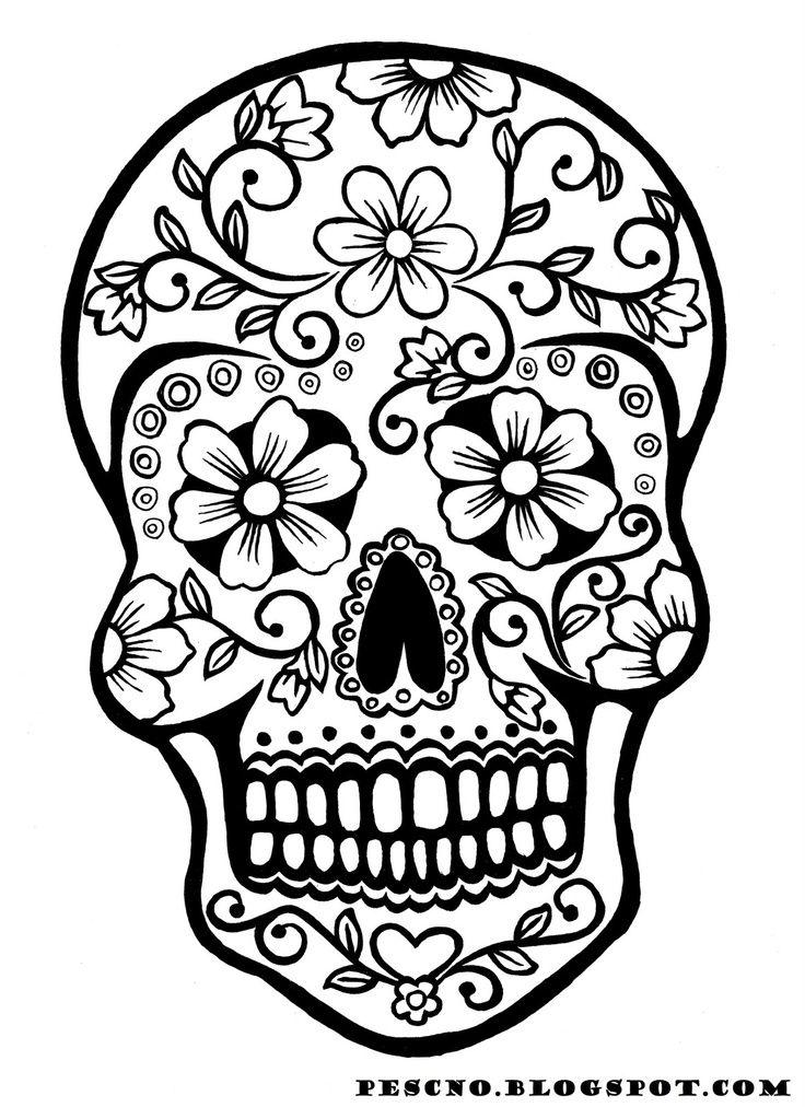 Drawn skeleton dia de los muertos Sugar Muertos Best DIA images