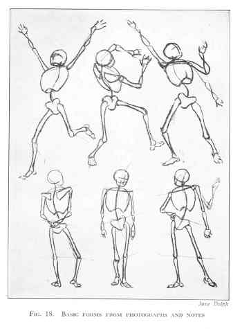 Drawn sleleton figure drawing Figure Skeletons Drawing: Ideas Pinterest