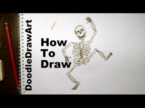 Drawn sleleton fun To Step Skeleton Step drawing